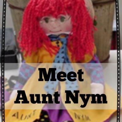 The Infamous Auntie Nym