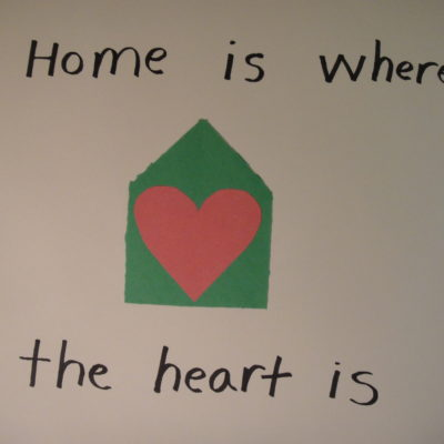 Home Is Where the Heart Is: Reality, Ready or Not