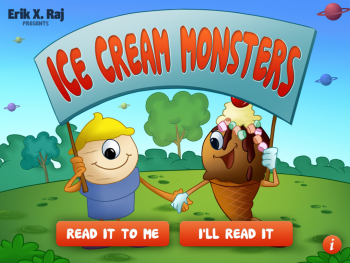 Ice Cream Monsters plus a Cherry on Top