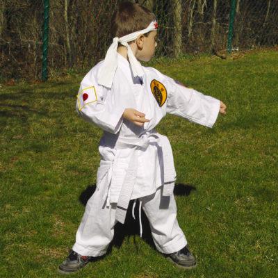 Karate Speech