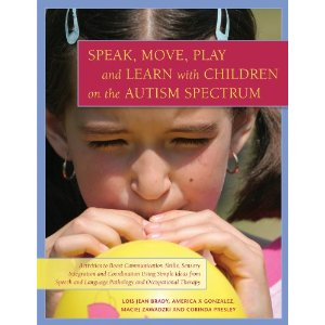 Speak, Move, Play and Learn with Children on the Autism Spectrum (plus a giveaway!)