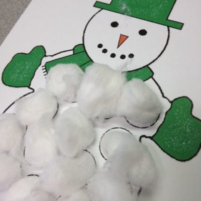 Speech Snowmen