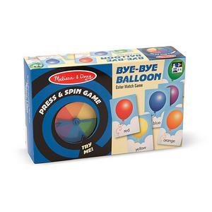 Hello, Bye-Bye Balloons!