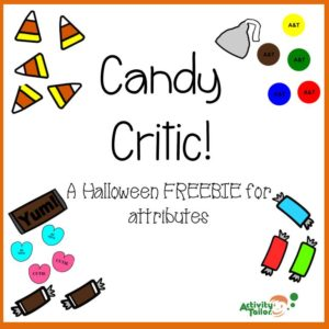 Candy Critic cover for blog
