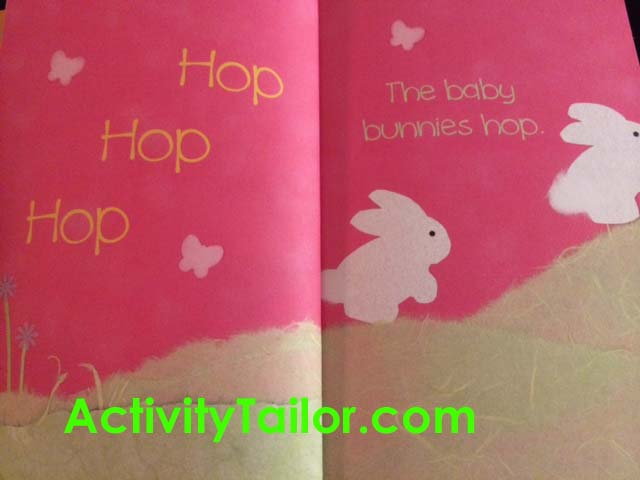 Review And Giveaway Easy To Say First Words Activity Tailor