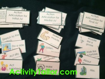 Action Articulation (Part 2)