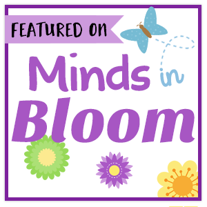 Minds in Bloom badge