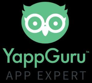 Yapp Guru app expert button 2016