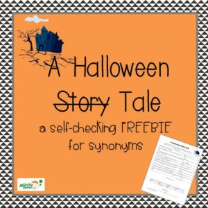 Halloween Synonym Cover