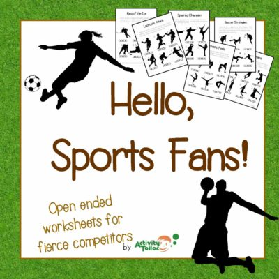 Hello, Sports Fans! and a World Series FREEBIE!