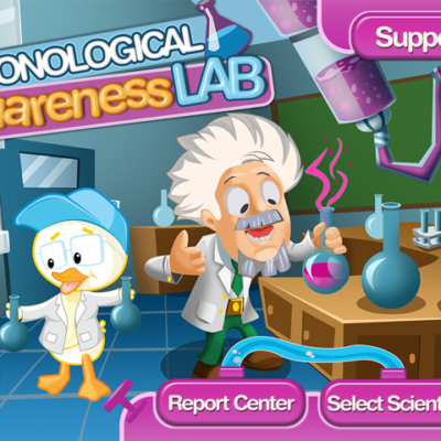 Phonological Awareness Lab app review and giveaway!