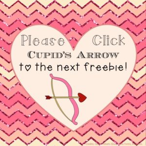 Cupids Arrow for Love of Speech Blog Hop