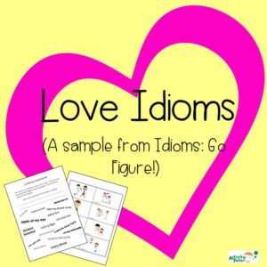 Love Idiom cover