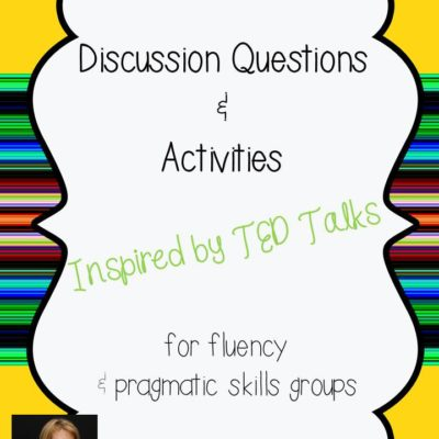 Fluency, a Linky Party and a Huge Sale!