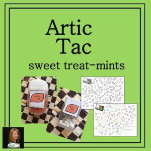 Artic Tac cover