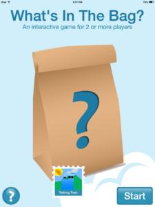 Bag game home page
