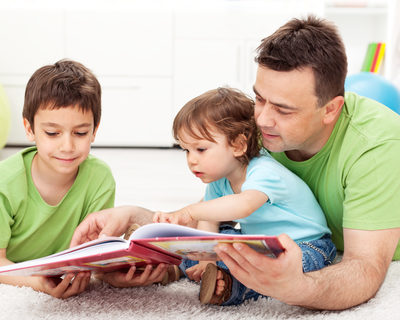 The Importance of Reading Aloud