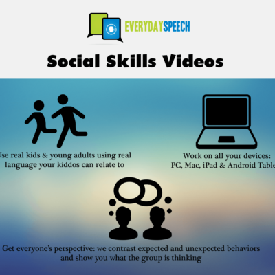 Every Day Speech Social Videos