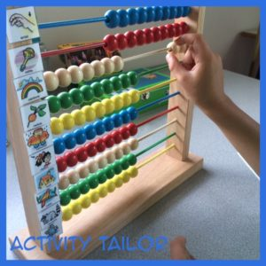 Abacus with R too