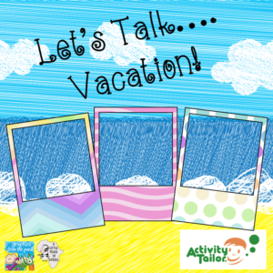 Lets Talk Vacation Linky Graphic