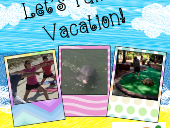 Let's Talk…Vacation! (including a Linky Party)