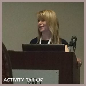 Presenting at state conventions