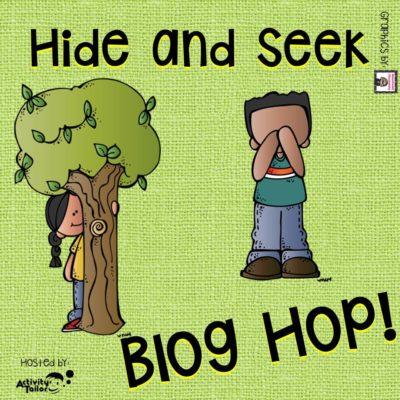 Hide and Seek:  Cafeteria