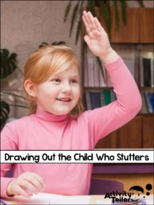 Drawing Out the Child Who Stutters