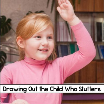 Including the Child Who Stutters