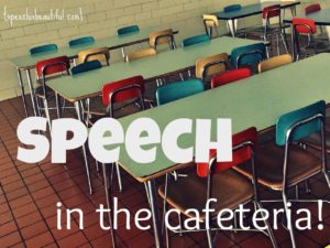 school cafeteriaR