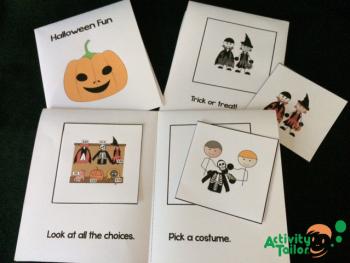 Halloween Fun Sequencing FREEBIE!