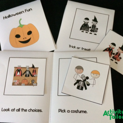 Halloween Fun Sequencing FREEBIE!