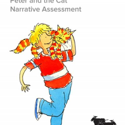 Assessing Narrative Skills plus a Giveaway!
