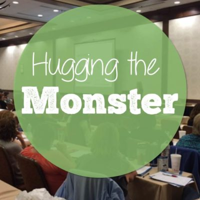 Overcoming Public Speaking Fears by Hugging the Monster