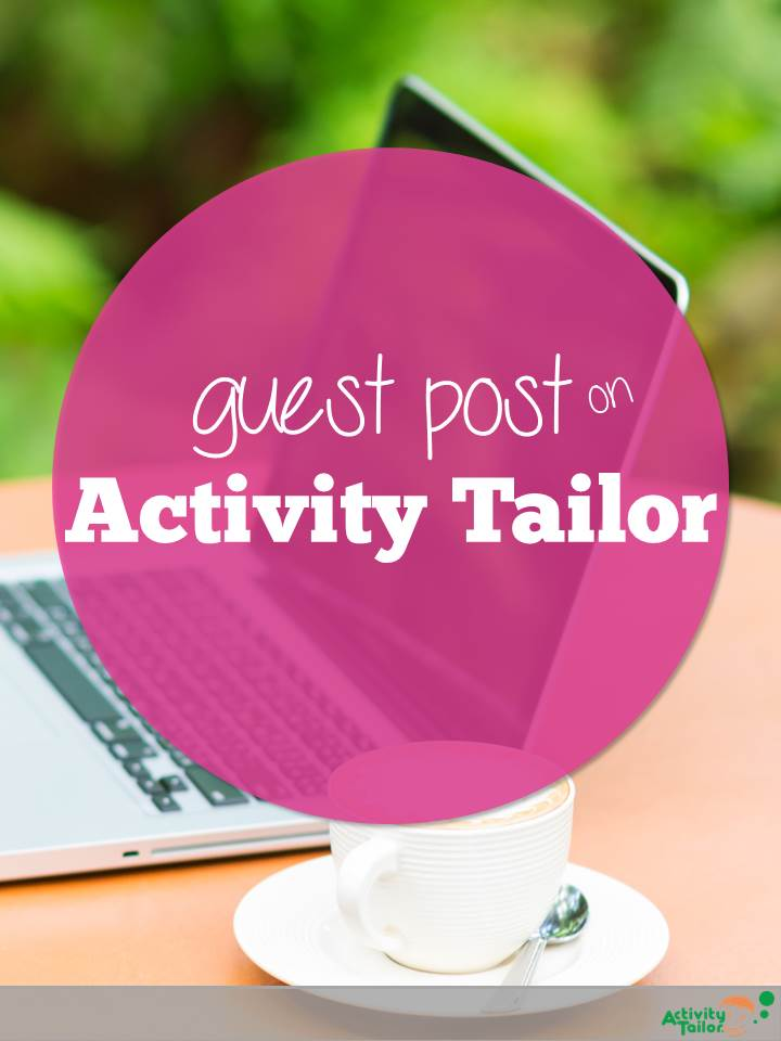 Guest Post on Activity Tailor