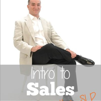 Intro to Sales for the SLP