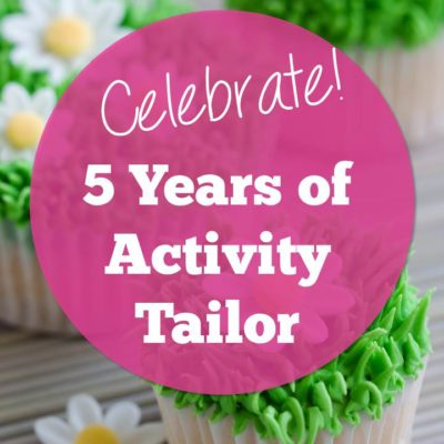 Activity Tailor Turns 5! Let's Pass Out Some TPT Gift Certificates!