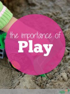 Importance of Play