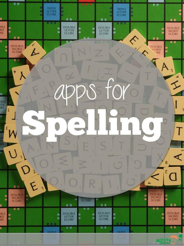 apps-for-spelling