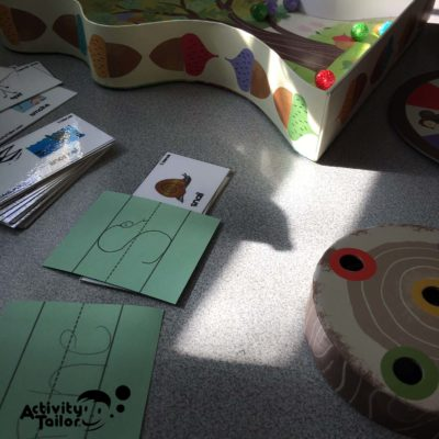 Incorporating Literacy into Speech Therapy (with authentic, not prettified photos)