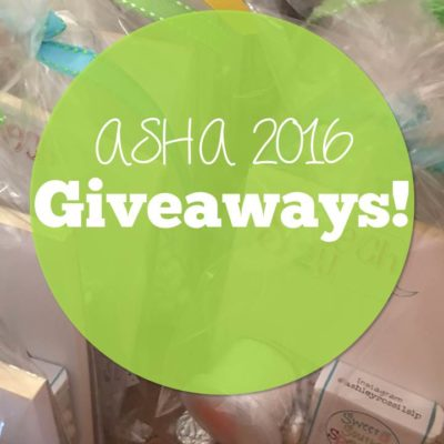 "ASHA Swag Bag Raffle and HUGE ""Home for ASHA"" Giveaway (includes $100 TPT gift card)"