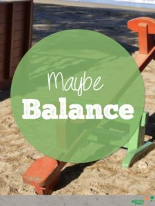 maybe-balance