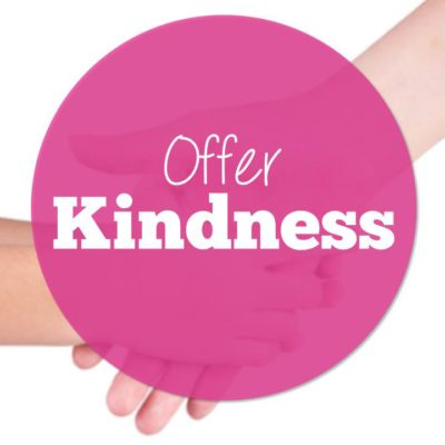 Offer Kindness (and a Kindness Freebie)