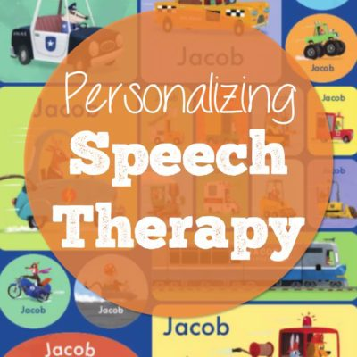 Personalizing Speech Therapy by Incorporating Names