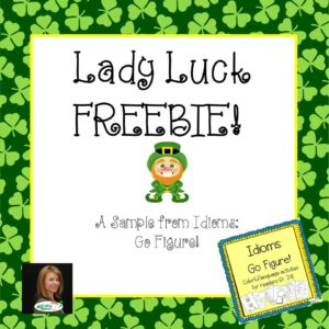 Lady Luck Freebie cover square