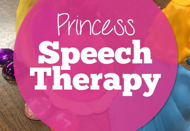 Princess Speech Therapy