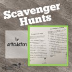 Scavenger Hunt cover