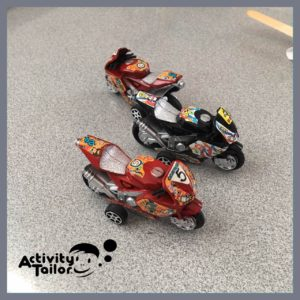 motorcycles for speech therapy