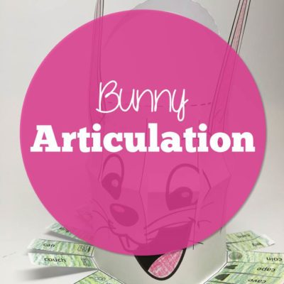 Bunny Articulation and Freebie!