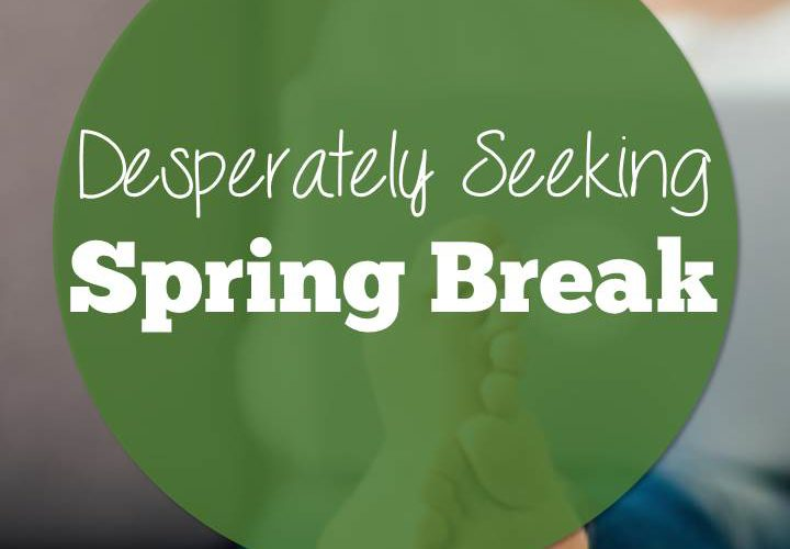 Desperately Seeking Spring Break